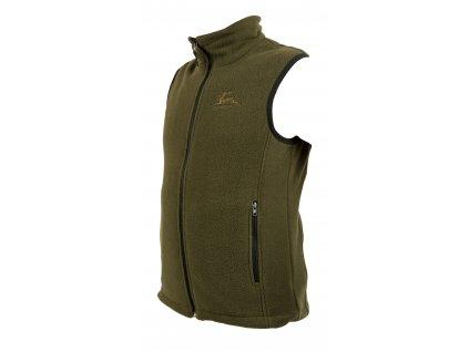 Poľovnícka flisová vesta FOREST 1001