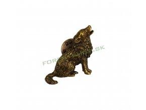 Polovnícky Odznak vlk