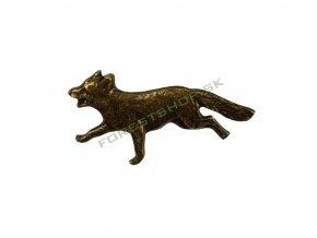 Polovnícky Odznak liska