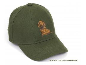 siltovka forest jazvecik hladkosrsty