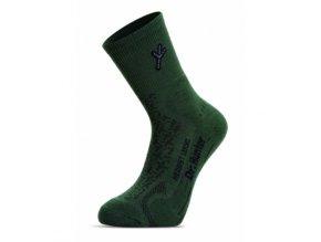 Poľovnícke ponožky Dr. Hunter Herbst Leicht - DHH-L