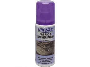 TEXTIL & KOŽA SPRAY 125ml - NIKWAX