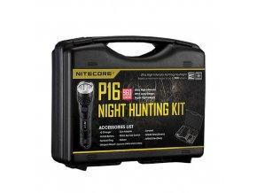 Svietidlo P16 Hunting set