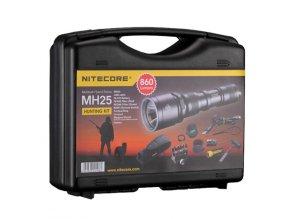 08 Svietidlo MH25 Hunting set TX-11001 Nitecore