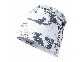 Polovnicka Ciapka Alaska Superior Beanie Blindtech Snow