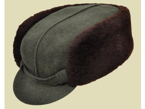 Pánska zimná poľovnícka čiapka berta Werra