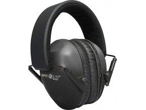 Ochrana sluchu Spy Point EM 24 cierna
