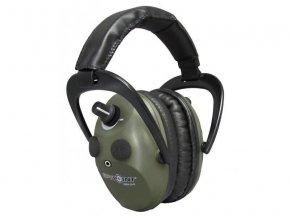 Elektronická ochrana sluchu 10x Spy Point AMY EEM4 24 zelená