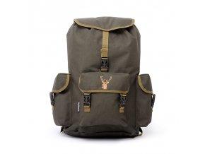 Polovnicky batoh 35L s podsedakom 01