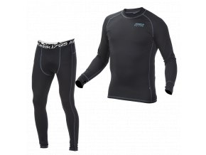 Termopradlo Alaska 180g baselayer black