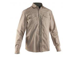 Poľovnícka Poľovnícka košeľa zn. Swedteam spraktickými vreckami. 001