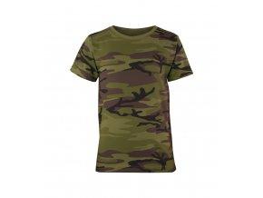 Detske Tricko Military 01