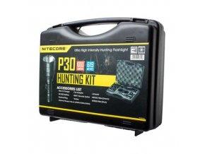 Svietidlo Nitecore P30 Hunting set -(TX-11001)