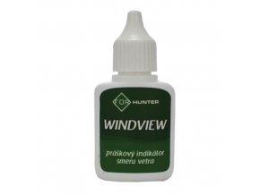 WINDVIEW Práškový indikátor smeru vetra s  vôňou kukurice
