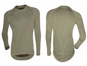 Poľovnícke Termoprádlo Tričko s dlhým rukávom