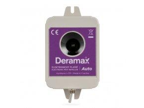 Ultrazvukovy odpudzovac kun a hlodavcov Deramax Auto 01 1