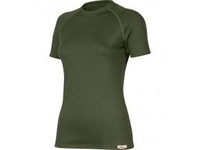 ALEA 6262 Lasting dámske merino tričko