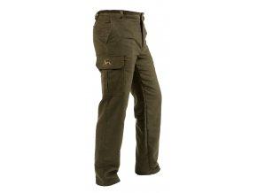 Poľovnícke dyftýnové nohavice Forest 3006