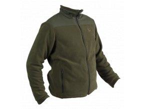 Poľovnícka flisová bunda FOREST 1001