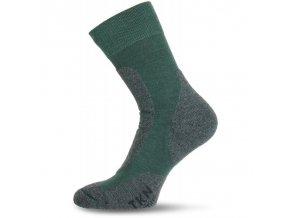 lasting funkcni ponozky tkn zelene
