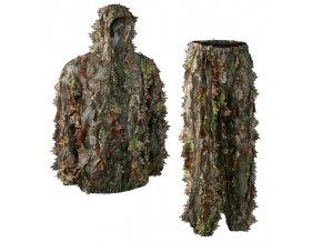 Poľovnicky Maskovací 3D oblek Deerhunter Sneaky 001