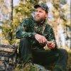 Poľovnícka bunda mikina alaska Elk juneau powerfleece