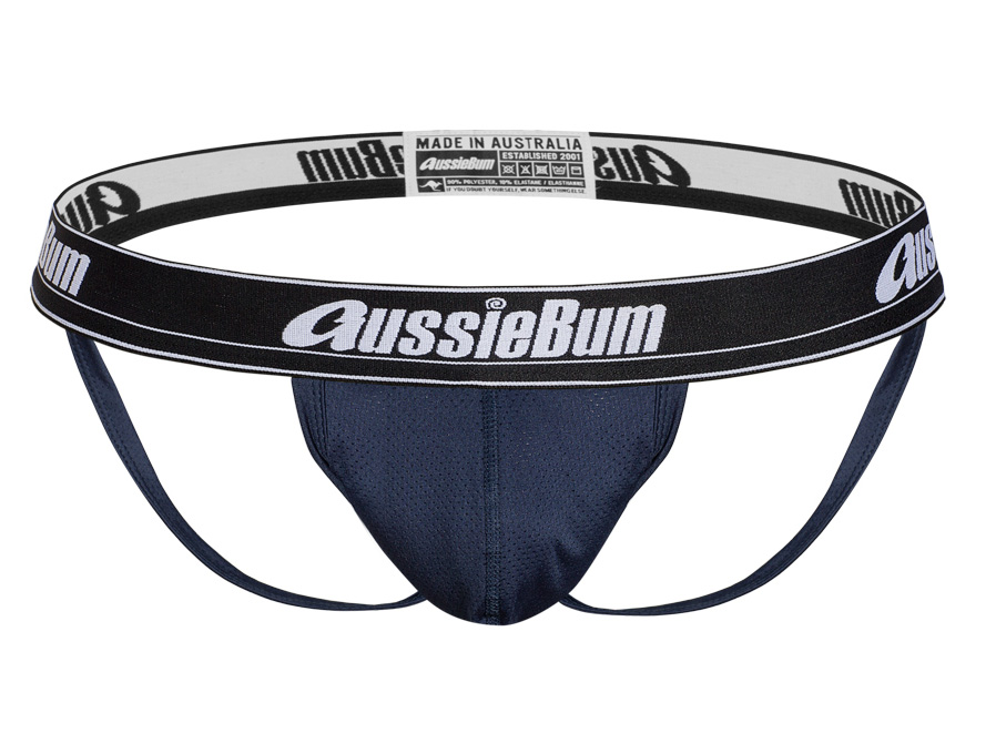 Push-up Jocksy AussieBum s kapsou Wonder Jock AIR Navy1