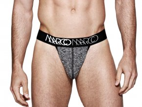 Tangá MARCOMARCO Shades of Gray Thong