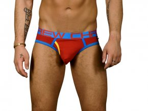 Fly Tagless Slipy ANDREW CHRISTIAN Almost Naked Red1