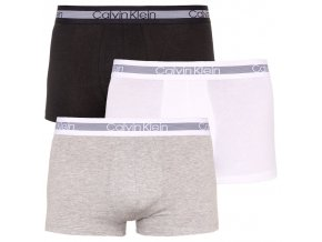 Calvin Klein Boxerky boxer brief 3 balení NB1799A MP12