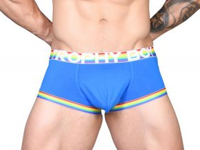 Almost Naked Trophy Boy Boxerky ANDREW CHRISTIAN Electric Blue2