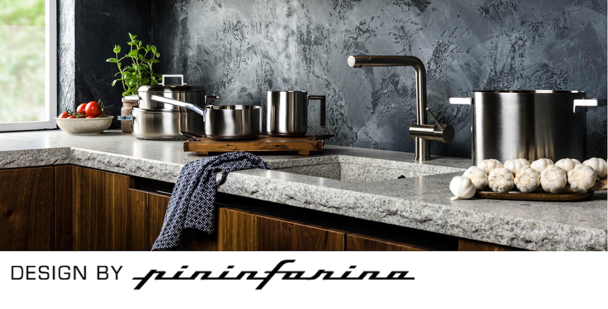Kolekce Stile by Pininfarina, Mepra