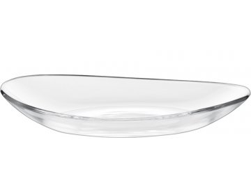 Skleněné talíře