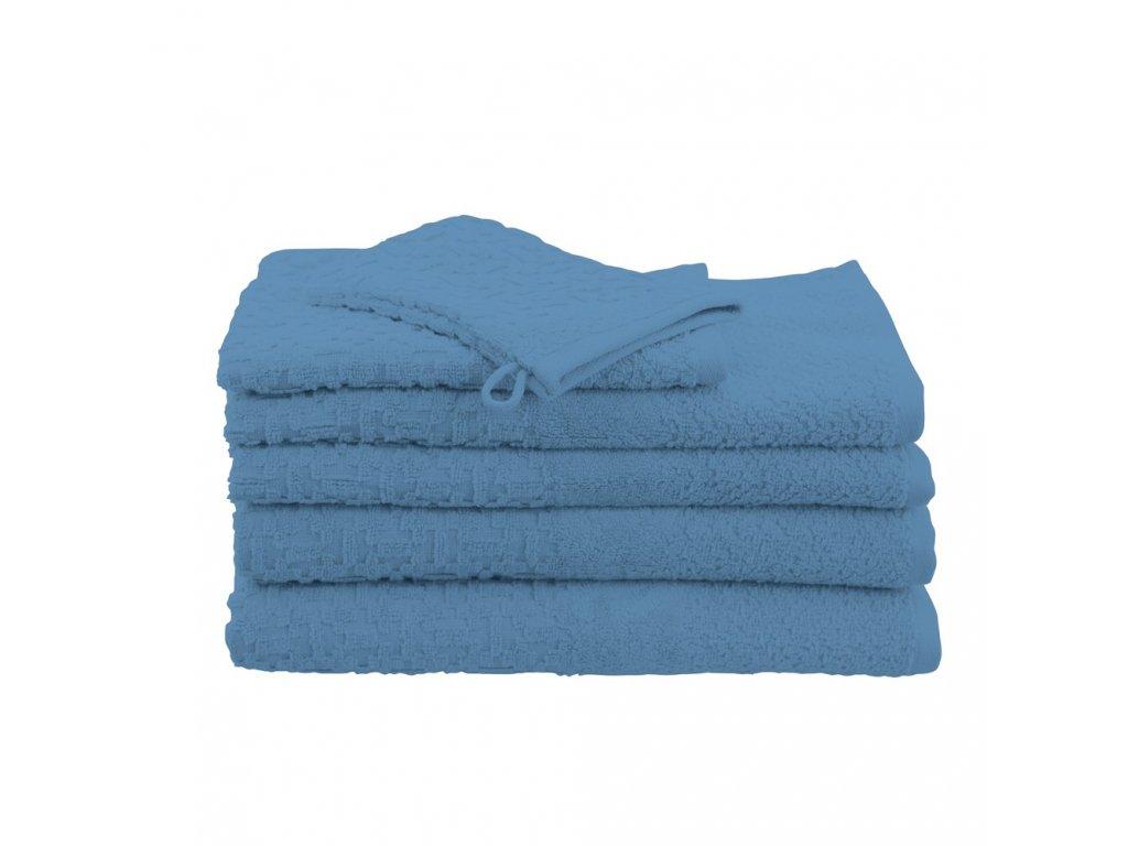OSLO modrý ručník, Garnier Thiebaut