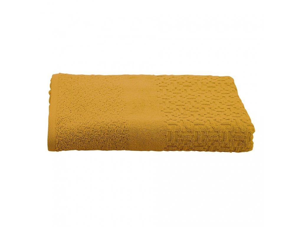 OSLO kari žlutý ručník, Garnier Thiebaut