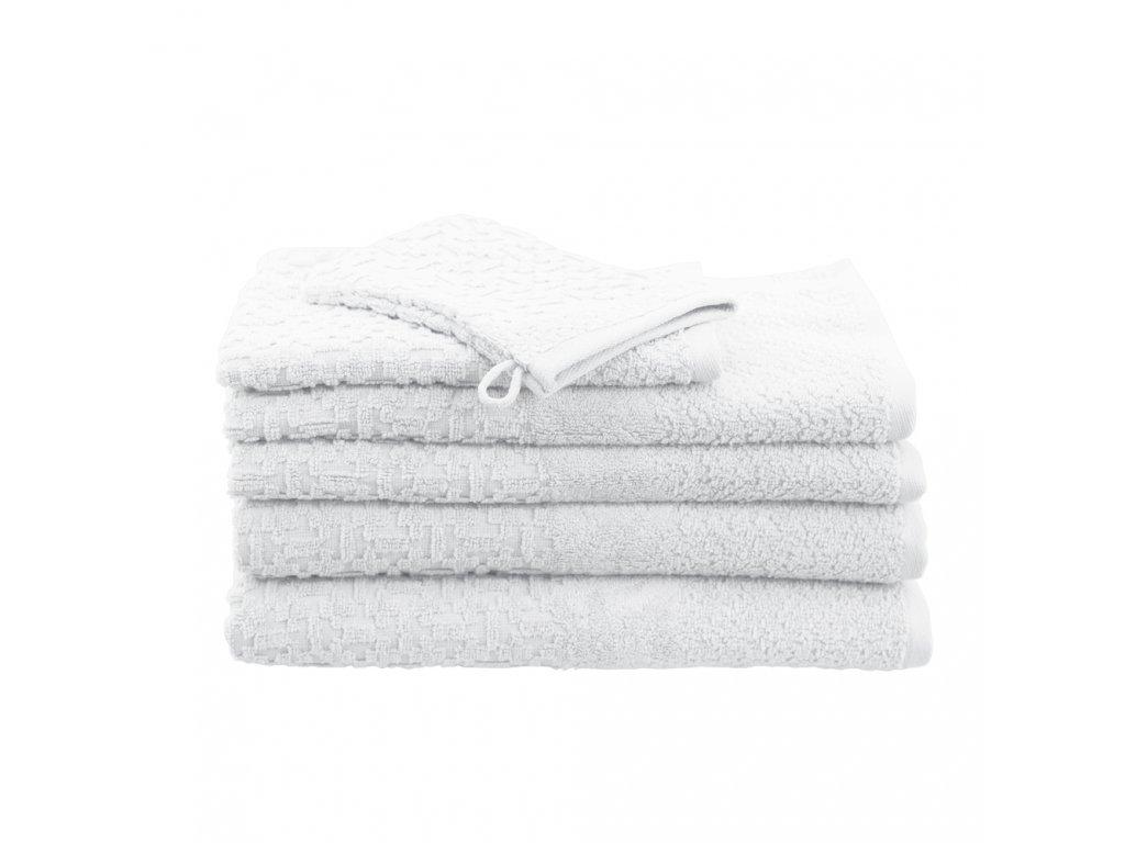 OSLO bílý ručník, Garnier Thiebaut