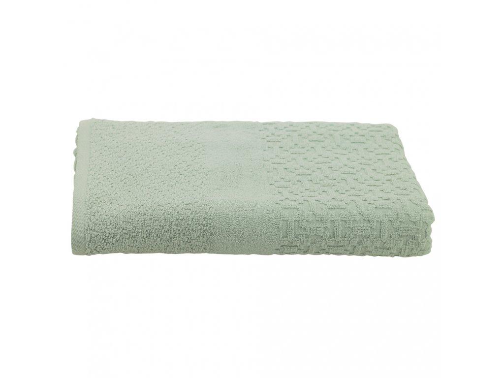 OSLO Thé Vert zelený ručník, Garnier Thiebaut