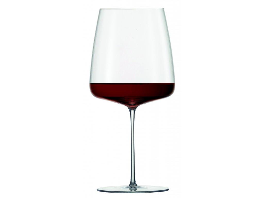 Zwiesel Glas Vivami Sametová a luxusní vína, 6 kusů