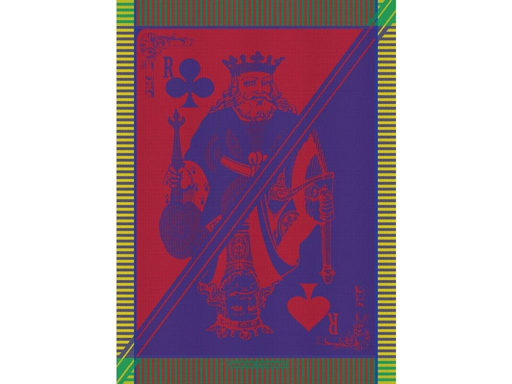 CARTE ROI FESTIVAL Utěrka 56 x 77 cm