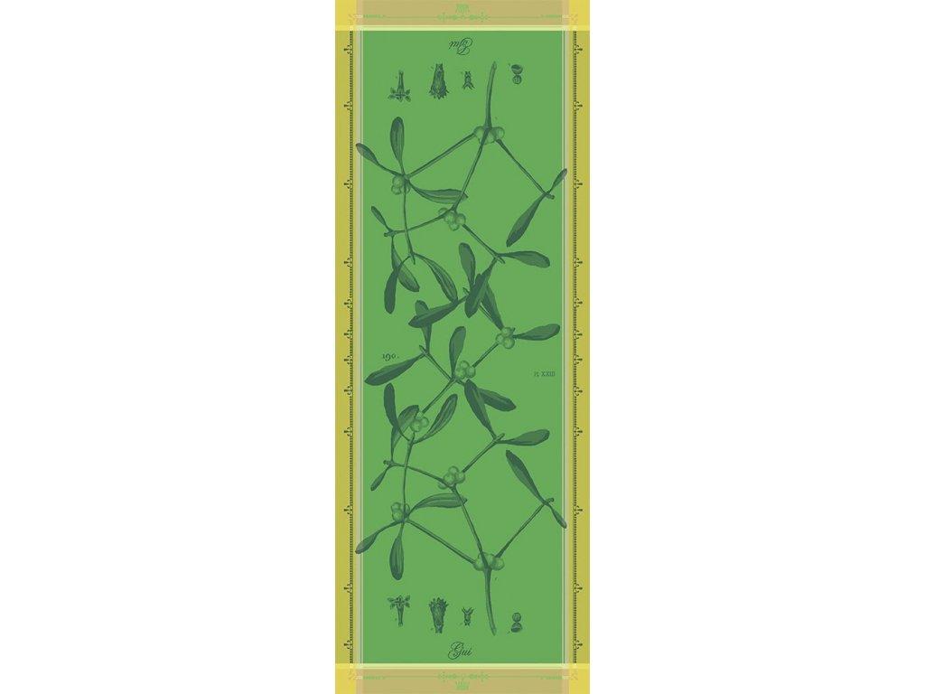 GUI BOTANIQUE Vert Běhoun 55 x 150 cm