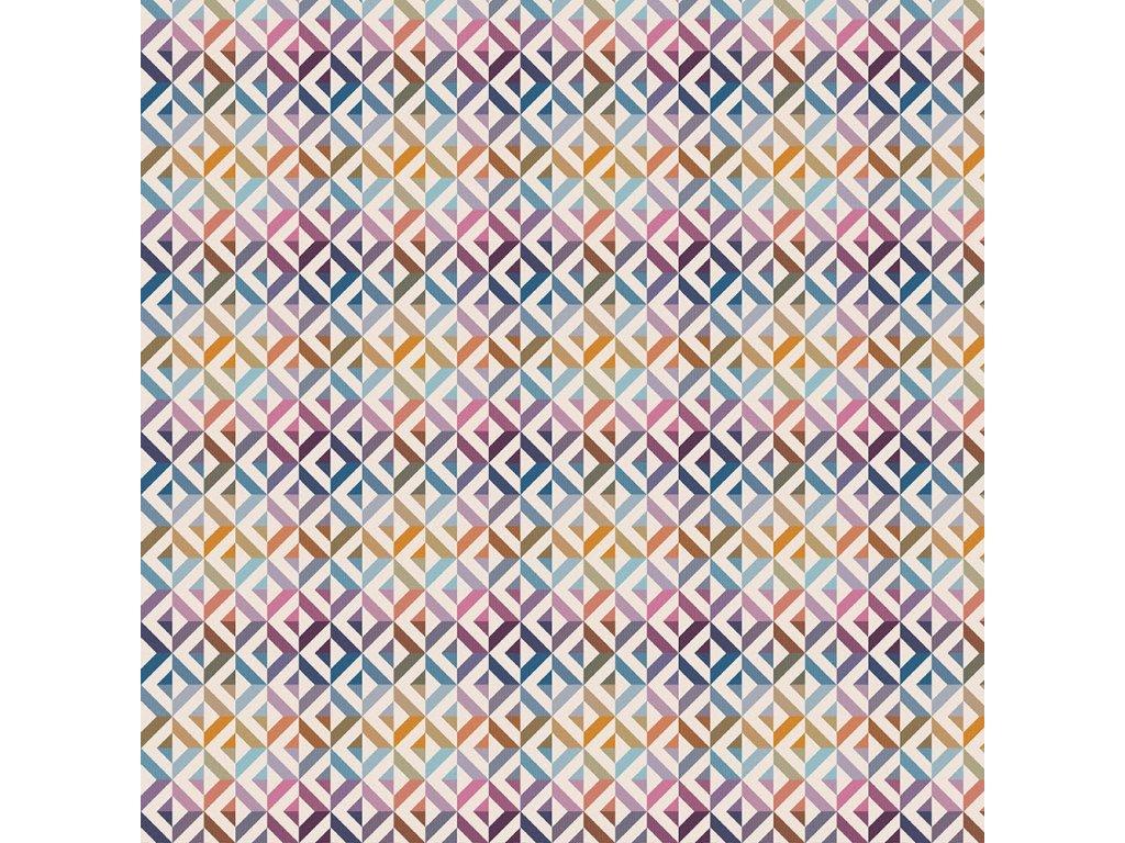 MILLE TWIST Warm Metrový textil / látka šíře 160 cm