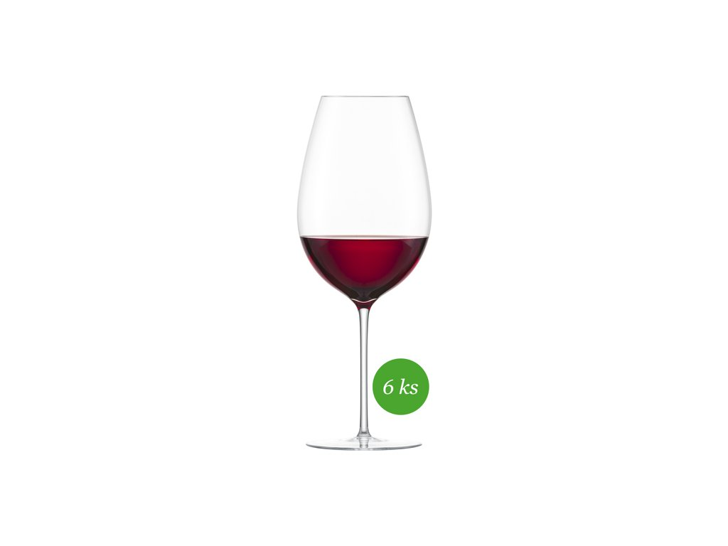 Zwiesel Glas Enoteca Bordeaux Premier Cru, 6 kusů