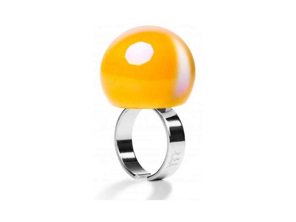 Ballsmania Žlutý duhový prsten SUPERSTAR TWEETY