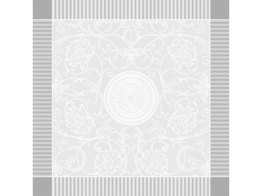 Garnier Thiebaut APPOLINE White Ubrousek 54 x 54 cm