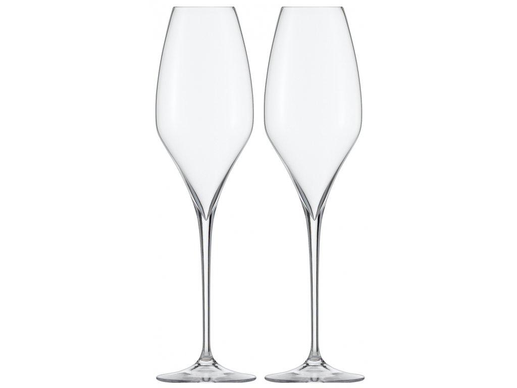 Zwiesel Glas ALLORO Champagne, 2 kusy