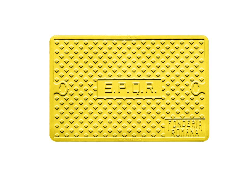 STREET COVER Silikonová podložka / prostírka Roma 45x45 cm, Mepra