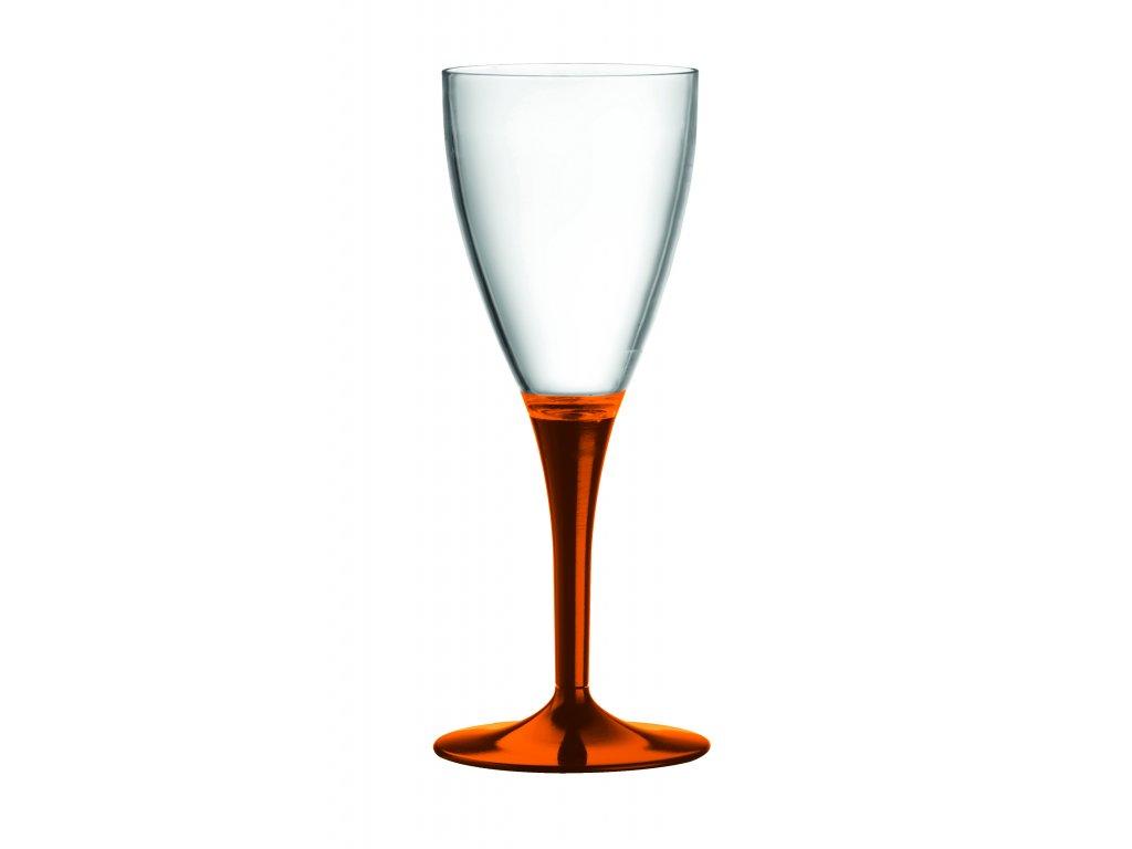 POLYCARBONATO Sklenice na víno, Mepra