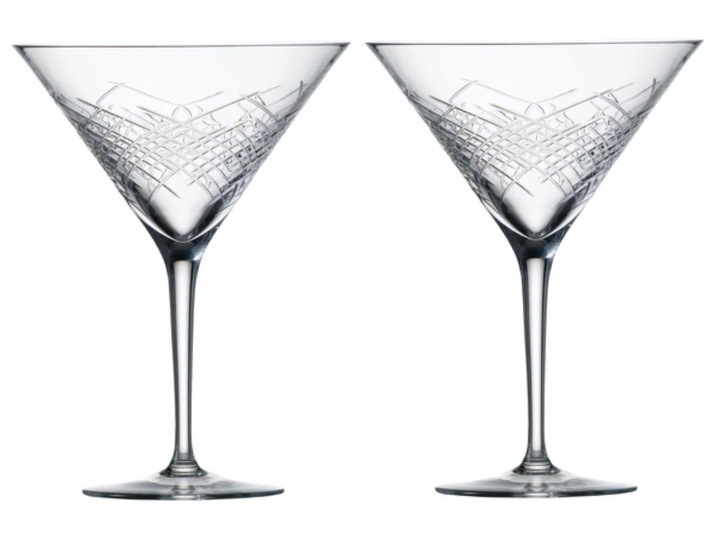 Zwiesel Glas Hommage Comete sklenice na Martini, 2 kusy