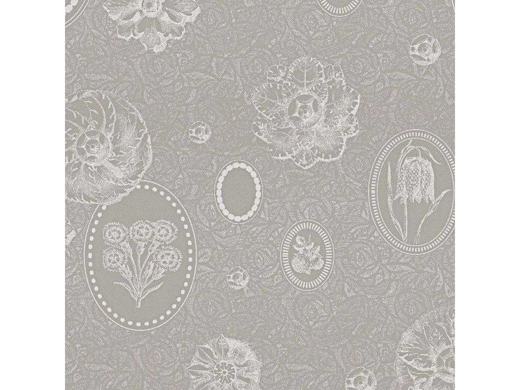 MILLE ECLATS Macaron Metrový textil / látka šíře 180 cm s ochranou proti ušpinění
