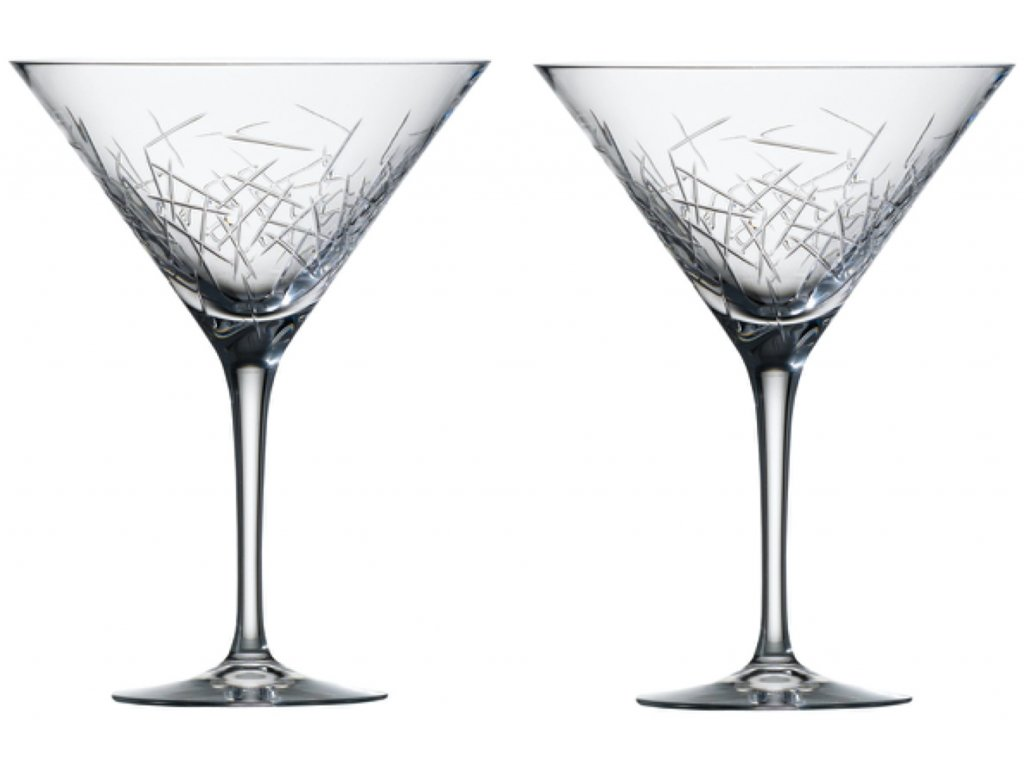 Zwiesel Glas Hommage Glace sklenice na Martini, 2 kusy